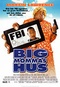 Big Momma's House 2000 Movie poster Martin Lawrence