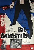Never Let Go 1960 poster Richard Todd John Guillermin