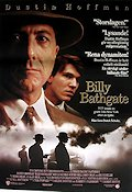 Billy Bathgate 1991 poster Dustin Hoffman