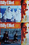 Billy Elliot 2000 lobby card set Julie Walters
