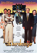 The Birdcage 1995 Movie poster Robin Williams Mike Nichols