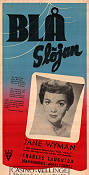 The Blue Veil 1951 poster Jane Wyman