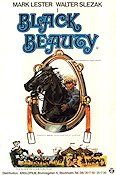 Black Beauty 1971 poster Mark Lester James Hill