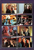 Black Jack 1990 Movie poster Helena Bergström Colin Nutley
