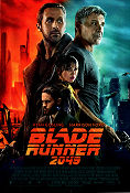 Blade Runner 2049 2017 poster Harrison Ford Denis Villeneuve