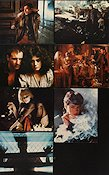 Blade Runner 1982 Lobby card set Harrison Ford Ridley Scott