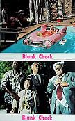 Blank Check 1993 lobby card set Brian Bonsall