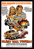 Grand Theft Auto 1977 poster Nancy Morgan Ron Howard