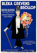 Spite Marriage 1929 poster Buster Keaton