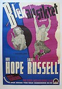 The Paleface 1949 Movie poster Bob Hope