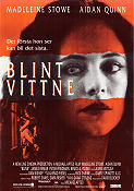 Blink 1994 Movie poster Madeleine Stowe