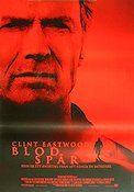 Blood Work 2002 Movie poster Clint Eastwood