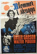 Blossoms in the Dust 1942 Movie poster Greer Garson