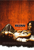 Blow 2001 Movie poster Johnny Depp