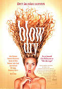 Blow Dry 2001 movie poster Alan Rickman