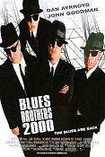 Blues Brothers 2000 1997 poster Dan Aykroyd