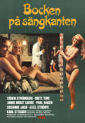 Bocken p� s�ngkanten 1972 Movie poster Birte Tove
