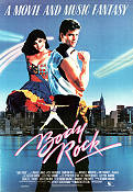 Body Rock 1984 Movie poster Lorenzo Lamas