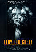 Body Snatchers 1993 Movie poster Gabrielle Anwar
