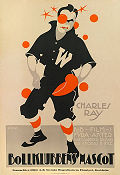 The Pinch Hitter 1917 poster Charles Ray Victor Schertzinger