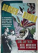 Bombs Over Burma 1943 poster Anna May Wong
