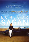 Bonjour Sagan 2008 Movie poster Sylvie Testud