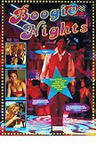Boogie Nights 1997 Movie poster Mark Wahlberg Paul Thomas Anderson