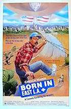 Born in East L A 1987 poster Cheech Marin
