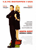 Anywhere But Home 2009 Movie poster Vince Vaughn