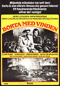 Gone with the Wind 1939 Movie poster Vivien Leigh Victor Fleming