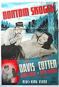 Beyond the Forest 1950 poster Bette Davis King Vidor