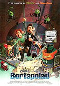 Flushed Away 2006 Movie poster