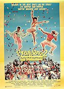Breakdance 2 Electric Boogaloo Poster 70x100cm FN original