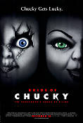 Bride of Chucky 1998 Movie poster Jennifer Tilly
