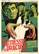 Brides of Dracula Poster 60x80cm France FN original