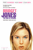 Bridget Jones The Edge of Reason 2004 Movie poster Renée Zellweger
