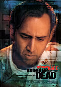 Bringing Out the Dead 1999 Movie poster Nicolas Cage Martin Scorsese