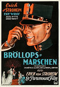 The Wedding March 1928 poster Erich von Stroheim