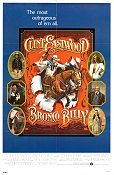 Bronco Billy 1980 Movie poster Clint Eastwood