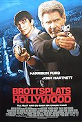 Hollywood Homicide 2003 Movie poster Harrison Ford