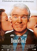 Father of the Bride 2 1995 poster Steve Martin