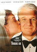 Father of the Bride 1994 Movie poster Steve Martin