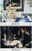 Bugsy 1991 lobby card set Warren Beatty