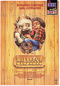 Bullseye 1986 Movie poster Paul Goddard Carl Schultz