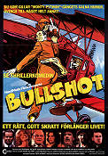 Bullshot Crummond 1983 poster Alan Shearman Dick Clement