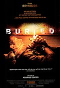 Buried 2010 Movie poster Rodrigo Cort�s