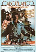 Caboblanco 1980 Movie poster Charles Bronson J Lee Thompson