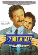 Cadillac Man 1990 poster Robin Williams