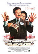Cadillac Man 1990 Movie poster Robin Williams