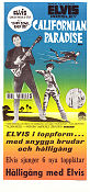 Easy Come Easy Go 1967 poster Elvis Presley John Rich